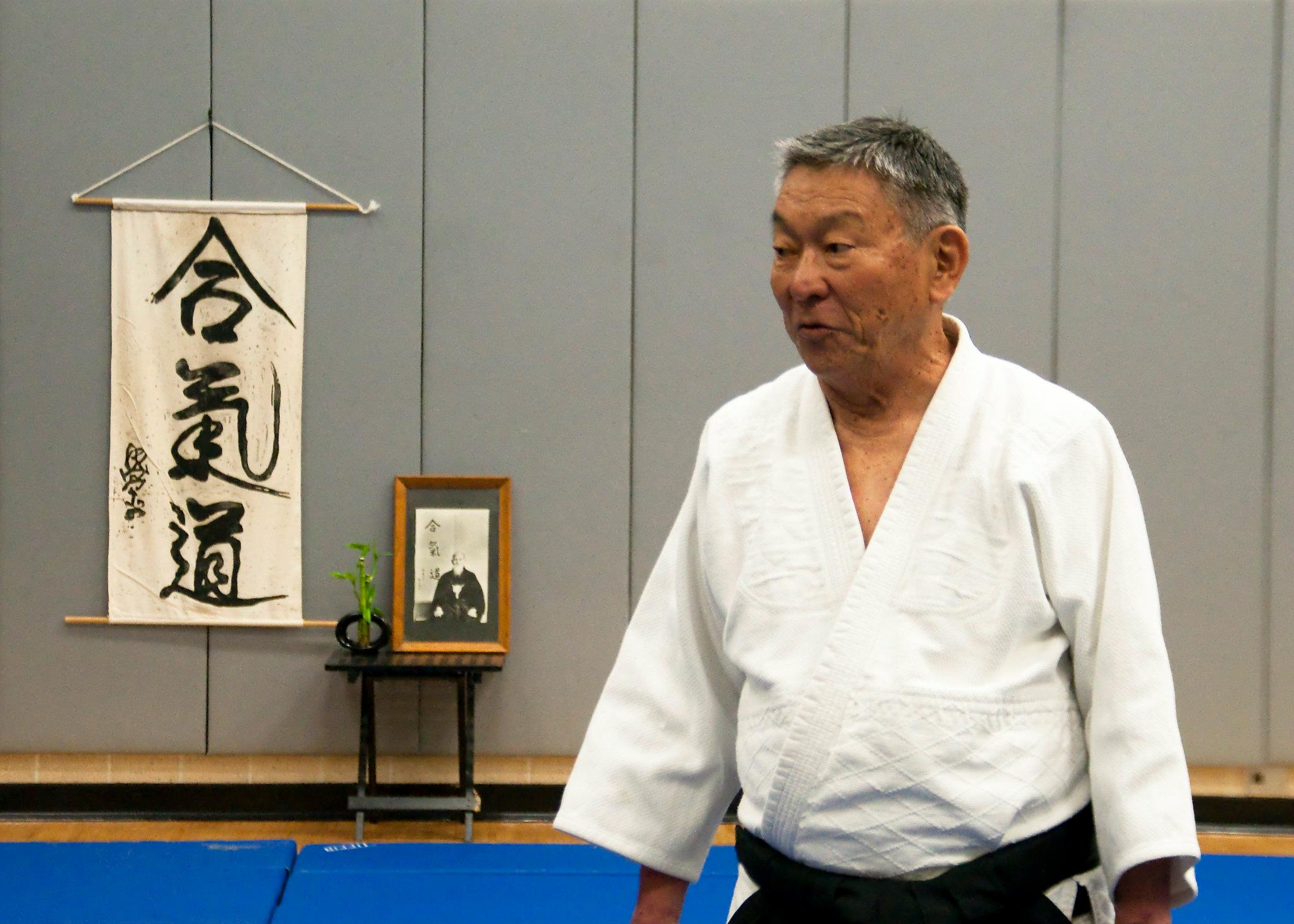 photo gallery seidokan aikido of sc shihan dan kawakami speaks during his 2012 seminar at usc photo by john lowry photograhpy